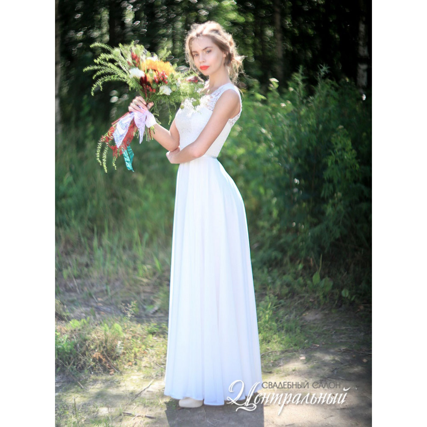 Сон я на в свадебном платье