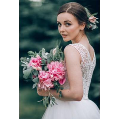 """Свадебное платье """"Большое счастье"""""""